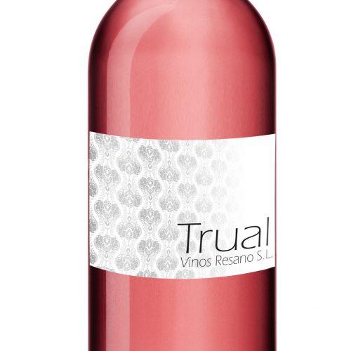Vino Rosado Trual, Vinos Resano, Andosilla
