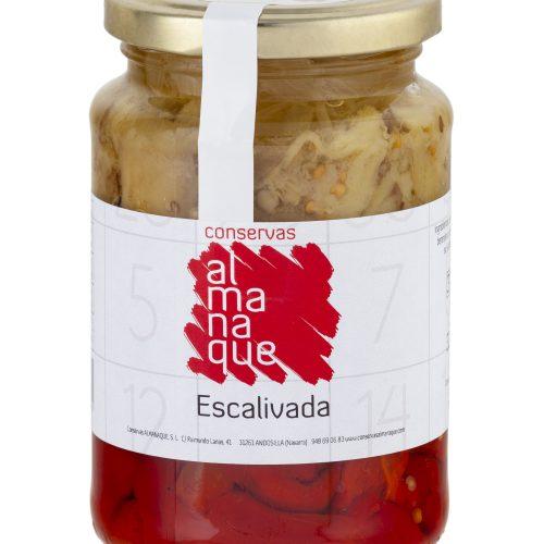 Escalivada, Fr.370ml, Conservas Almanaque, Andosilla