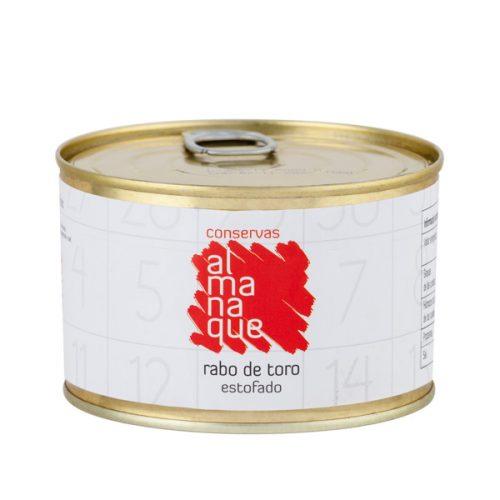 Rabo De Toro Estofado, Lata 425ml, Conservas Almanaque, Andosilla