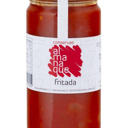 Fritada Dulce, Fr.7200ml, Conservas Almanaque, Andosilla