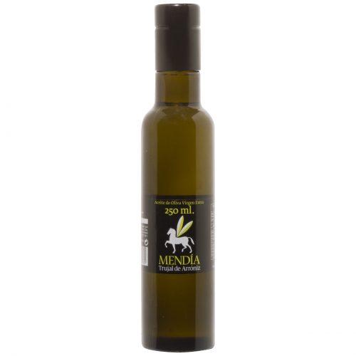 "Aceite De Oliva Virgen ""Extra"", Trujal Mendía, Botella 250ml"