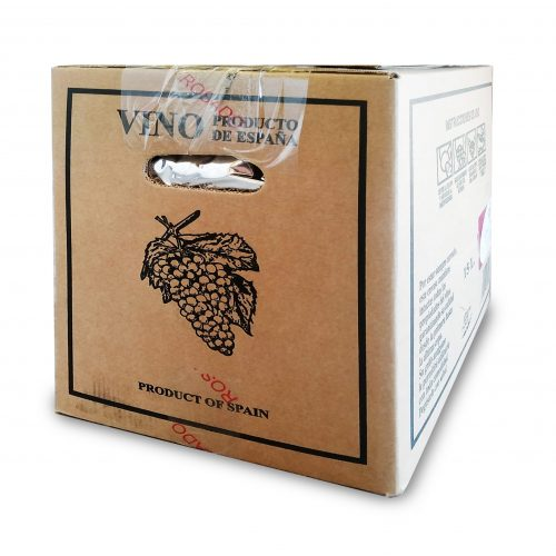 BAG IN BOX 5L Y 15L, ROSADO