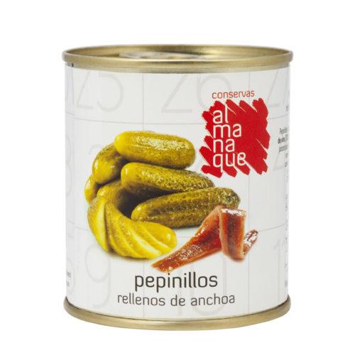 Pepinillo Relleno Anchoa LC 228 ML