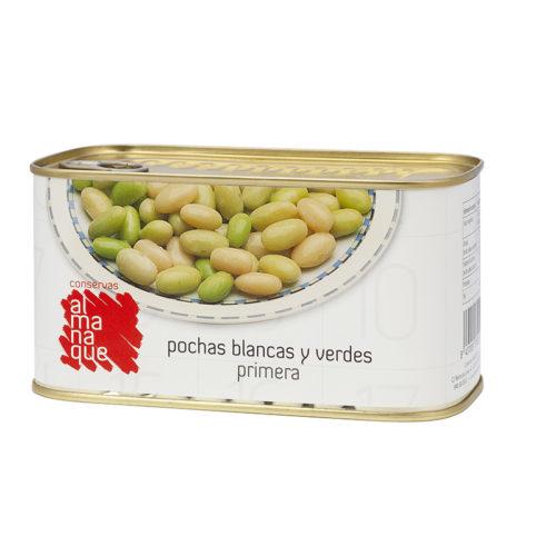 POCHAS BLANCAS Y VERDES LR 850 M