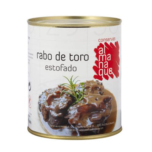 Rabo De Toro Estofado LC 850 ML