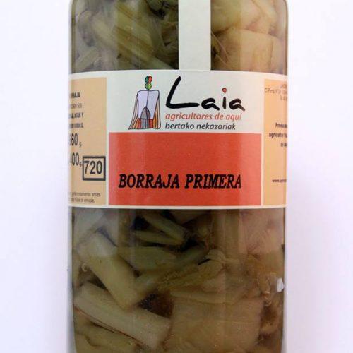 Borrajas De Primera – Laia – Tarro Cristal 720g, Andosilla
