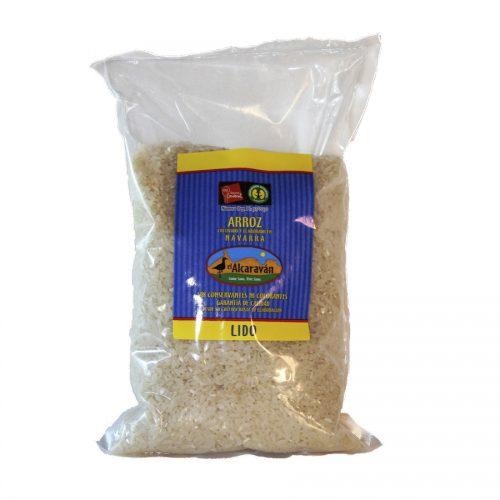 Alcaraván, Arroz Lido Producción Integrada, 1kg-5kg-25kg, Arguedas