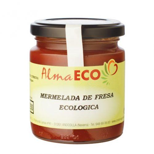 Mermelada De Fresa Ecológica, AlmaECO, Andosilla