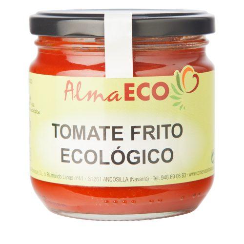 Tomate Frito Ecológico, AlmaECO, Andosilla