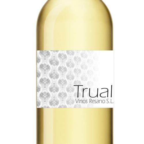 Vino Blanco Trual, Vinos Resano, Andosilla